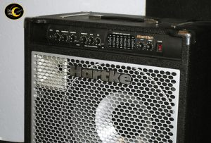 L'ampli basse Hartke disponible sur place